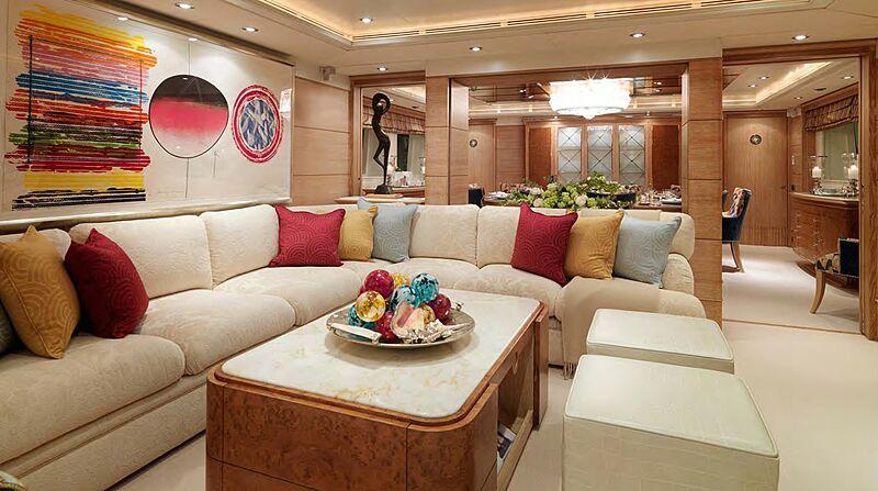 Balaju yacht saloon