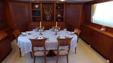 Cutlass Pearl dining room