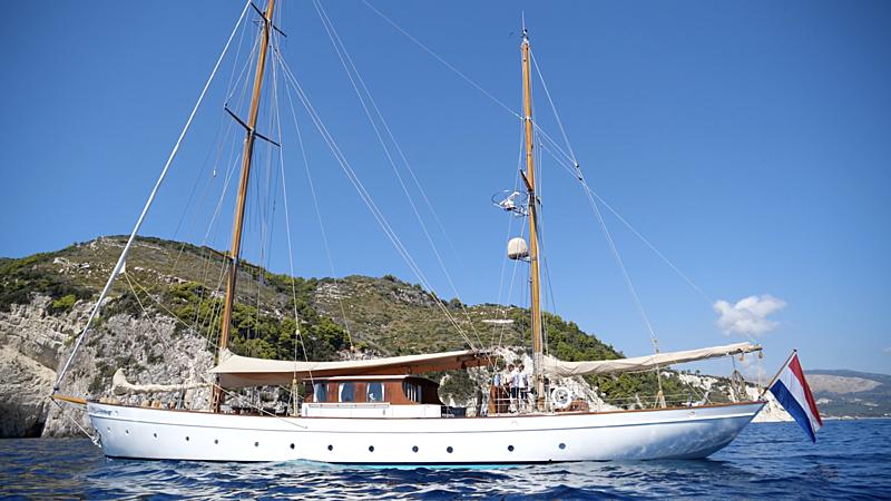 Iduna yacht profile