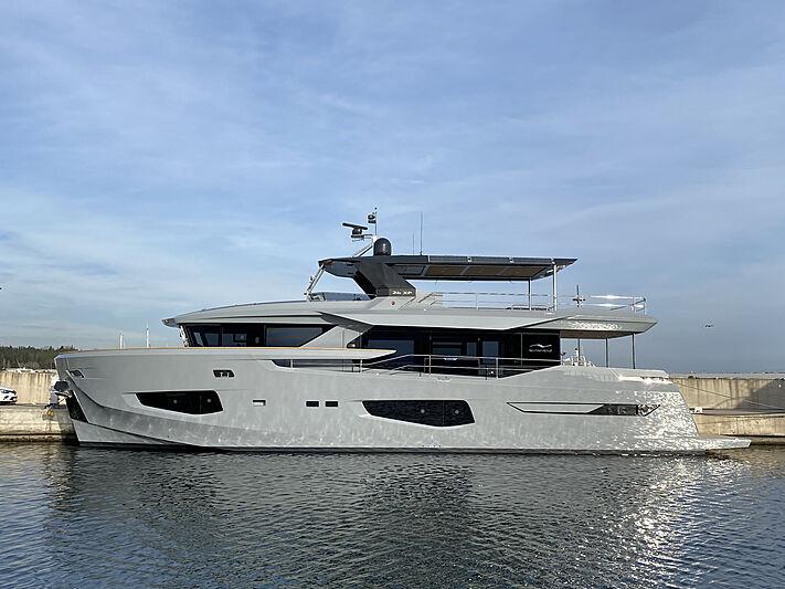 NUMARINE 26XP/12 yacht Numarine
