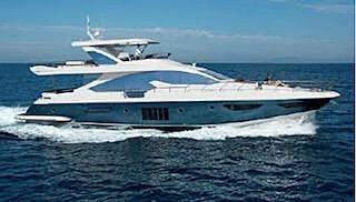 FORTUNA yacht Azimut