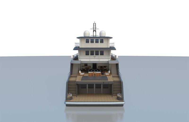 K42 exterior rendering