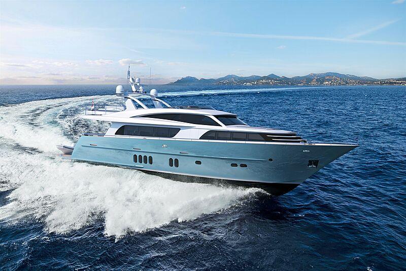 HELGA yacht Van der Valk