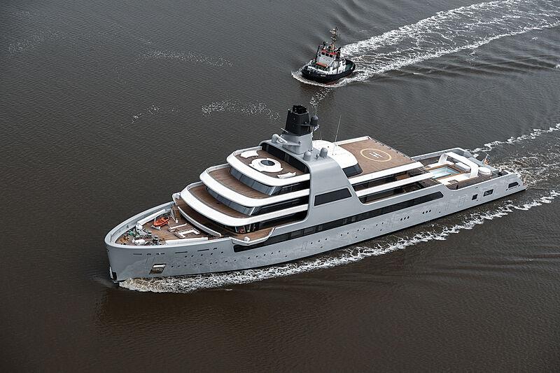 SOLARIS yacht Lloyd Werft