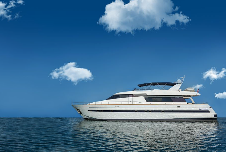 HERMES yacht Sanlorenzo
