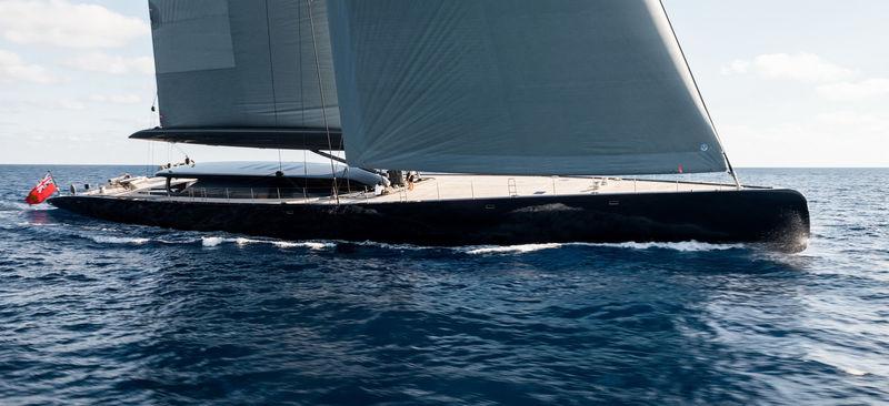 Ngoni yacht sailing