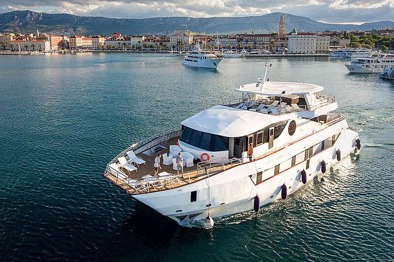 ADRIATIC QUEEN  yacht Alpha Marine