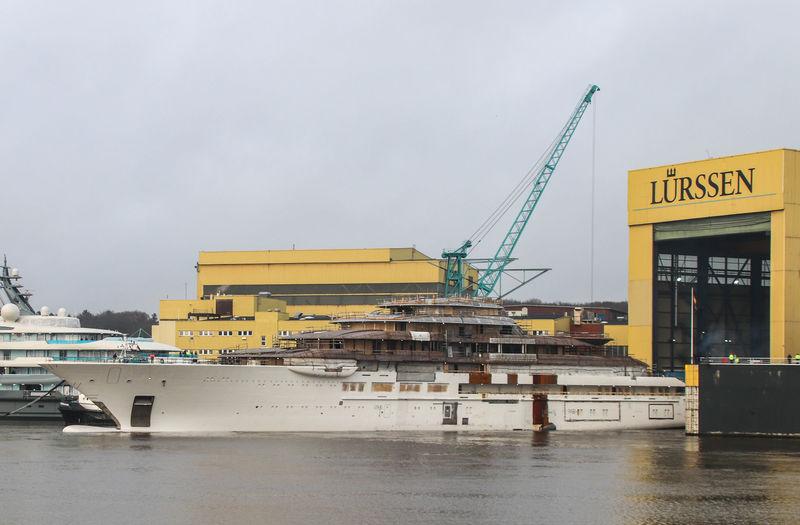 Lürssen 130m+ New Build Project