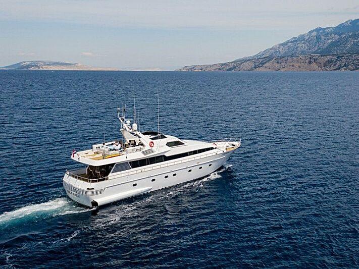 BORA BORA  yacht Admiral