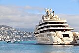 Dilbar and Galaxy of Happiness yachts in Monaco