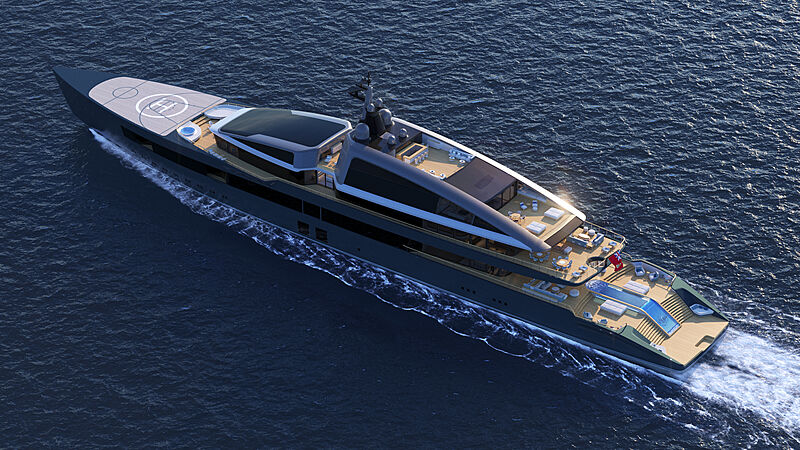 Now 110m concept exterior design