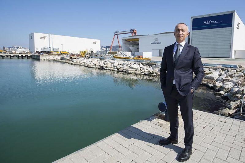 Alberto Galassi FG CEO