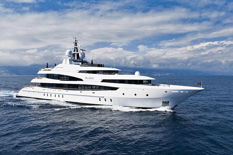 SEA WALK yacht Oceanco