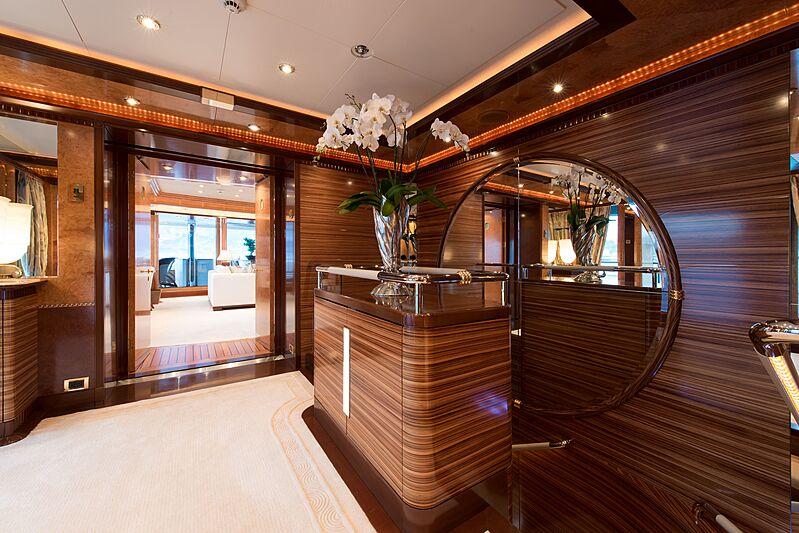 Sea Walk yacht