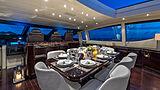 Jomar yacht dining table