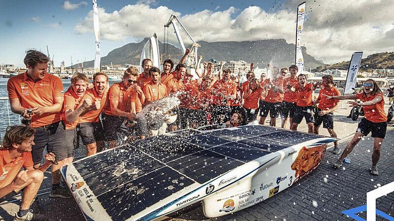 Solar panels by Wattlab