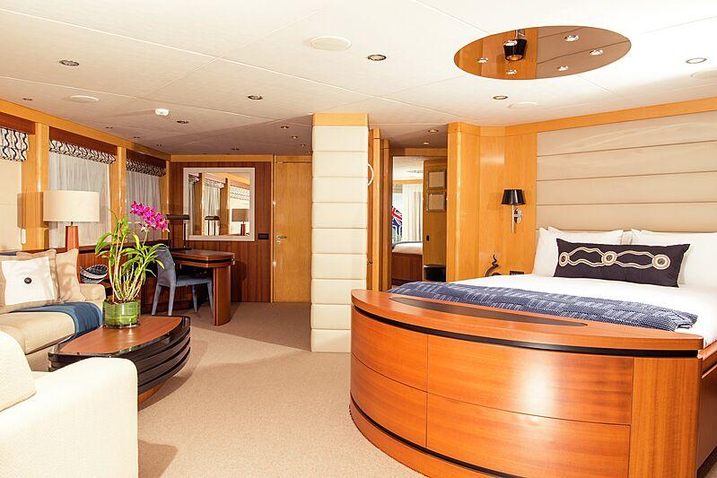 Spirit yacht stateroom