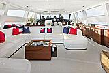 Five Waves yacht saloon