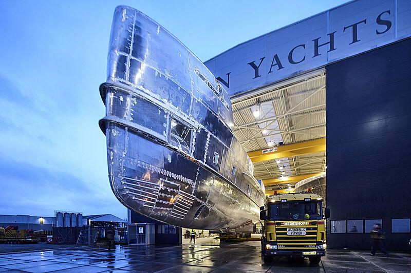 Heesen Yachts Visit