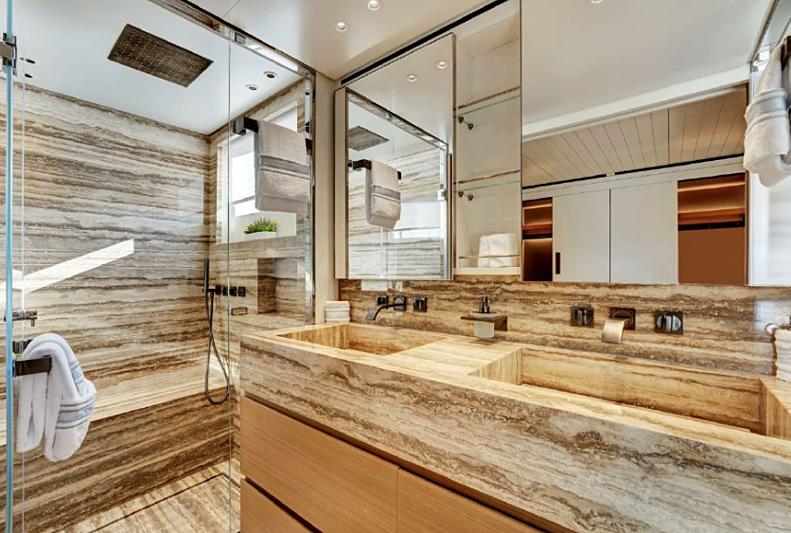 AD 52 yacht bathroom