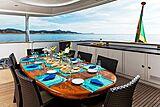 Komokwa yacht deck