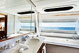 Komokwa yacht bathroom