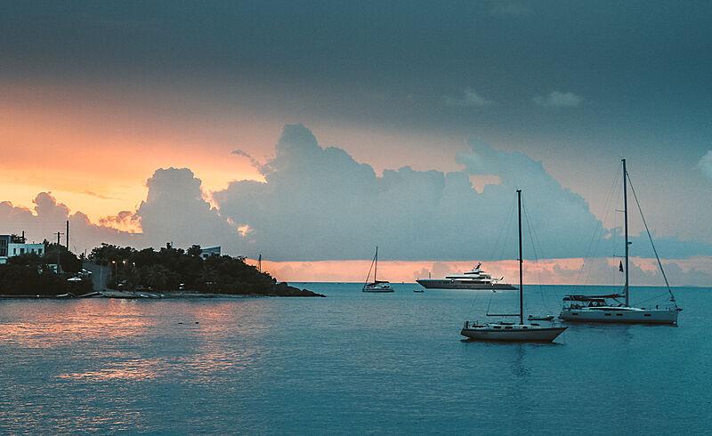 Mogambo yacht by Nobiskrug in St. Thomas