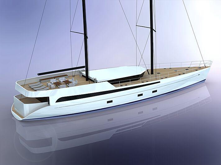 OceanBel 128 concept exterior design