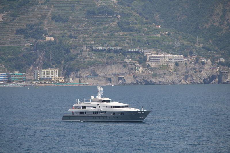 Dream in Amalfi