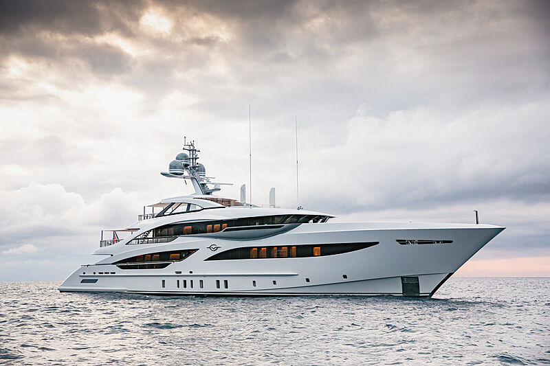 Galvas yacht in Monaco