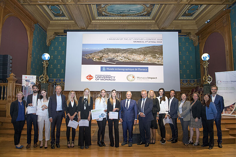 Monaco Ocean Protection Challenge event