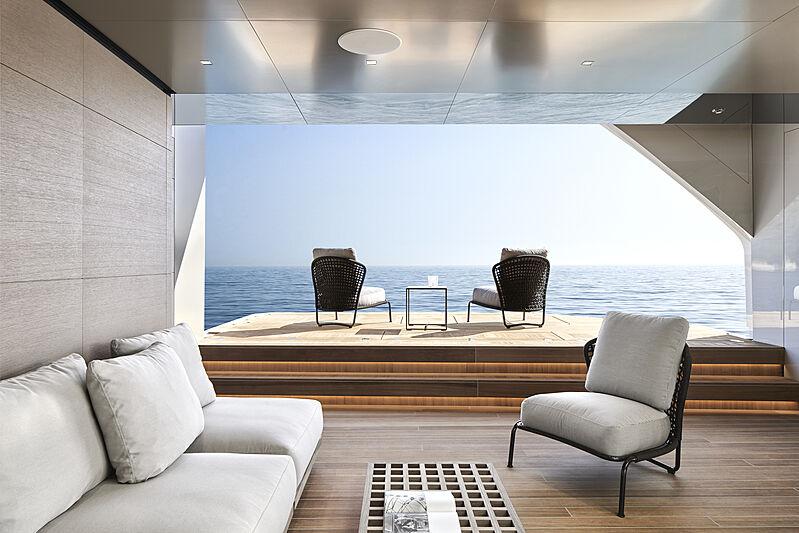 Cloud 9 yacht beach club