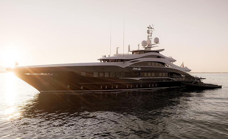Lady Li yacht by Heesen Yachts in Viareggio