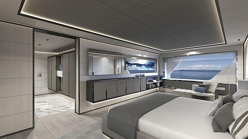 ISA Ayrton 63M yacht concept