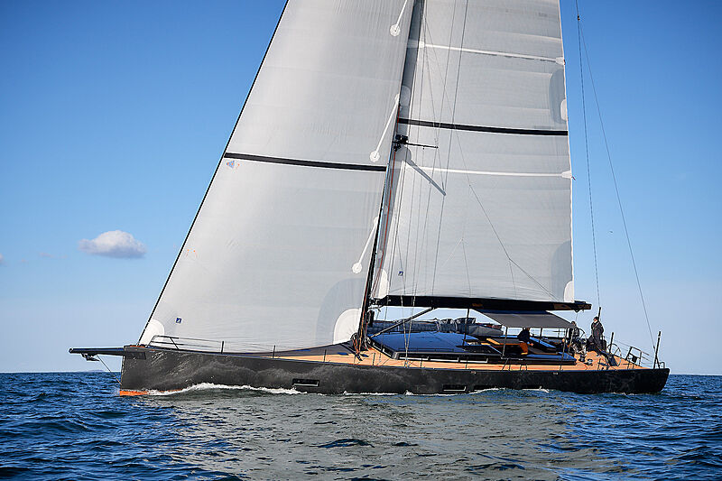 Vegas Baby yacht sailing