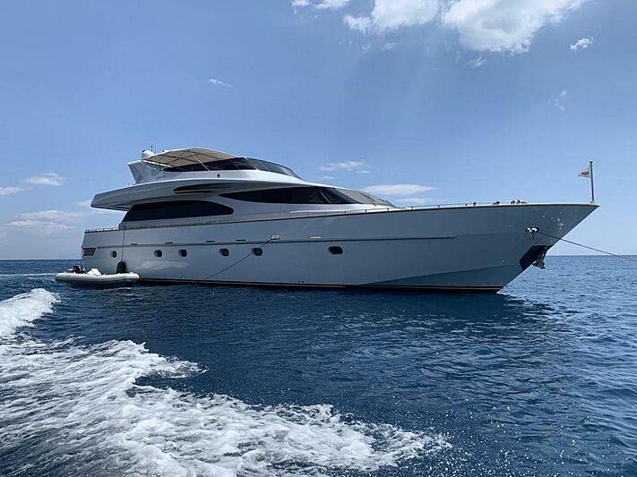 CAMILLA A  yacht Nuovi Cantieri Liguri