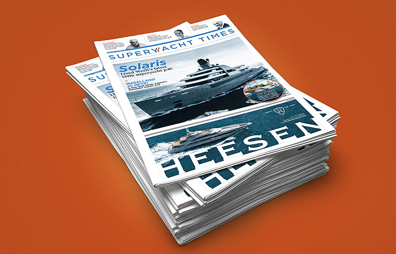 The SuperYacht Times Newspaper Issue 37