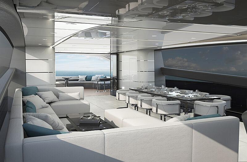 Otam 115 yacht concept