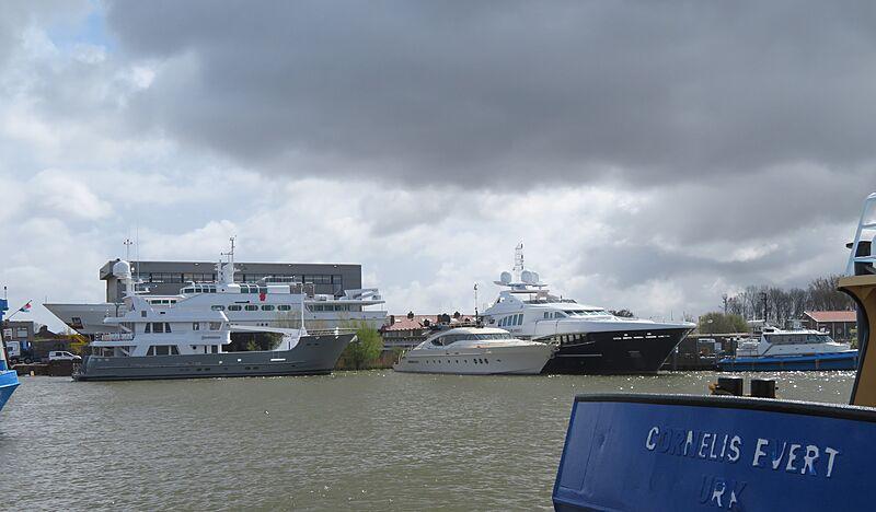 Balk Shipyard overview