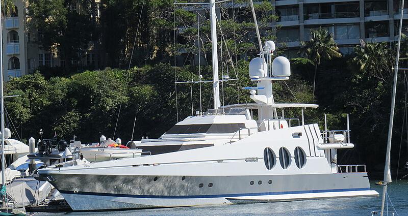 Antipodean yacht by Oceanfast in Sydney