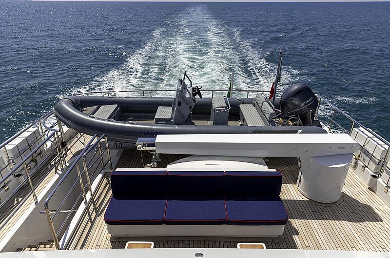Crowbridge yacht tender