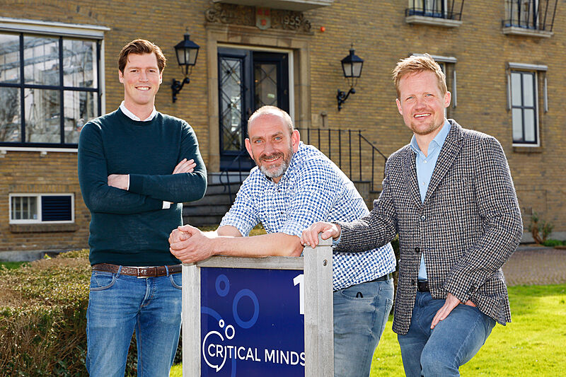 Founders and Owners of Critical Minds