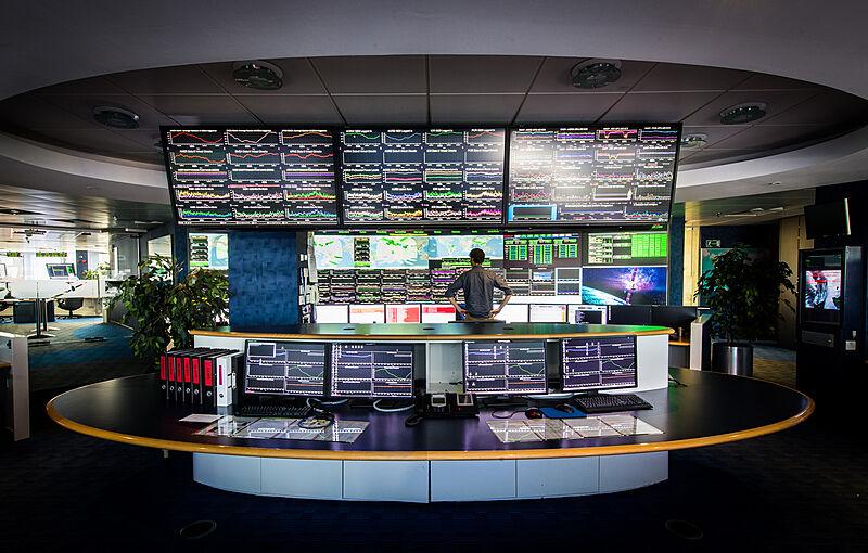 Inmarsat - Network Operations Centre