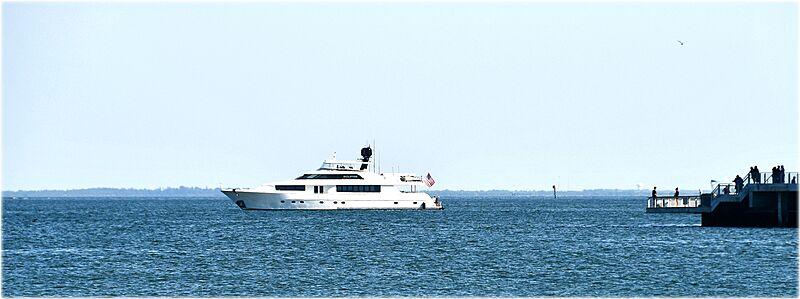 Eclipse yacht by Westport in St. Petersburg, FL