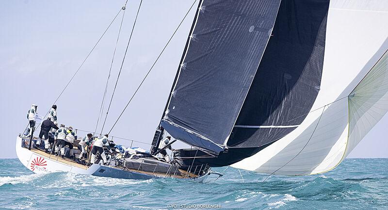 Ryokan 2 yacht racing at Regate di Primavera – Splendido Mare Cup 2021