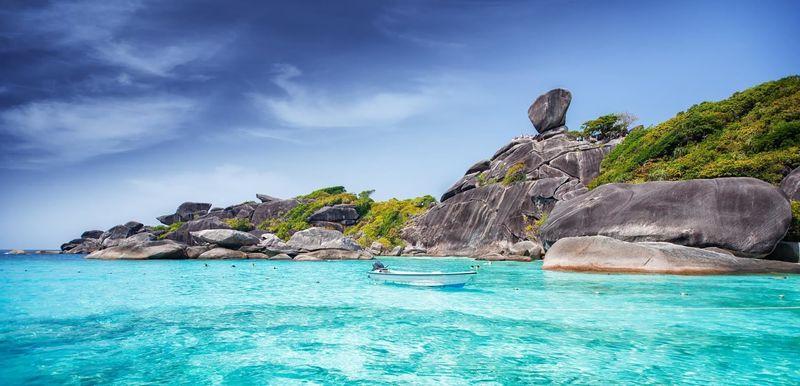 Similan scenery