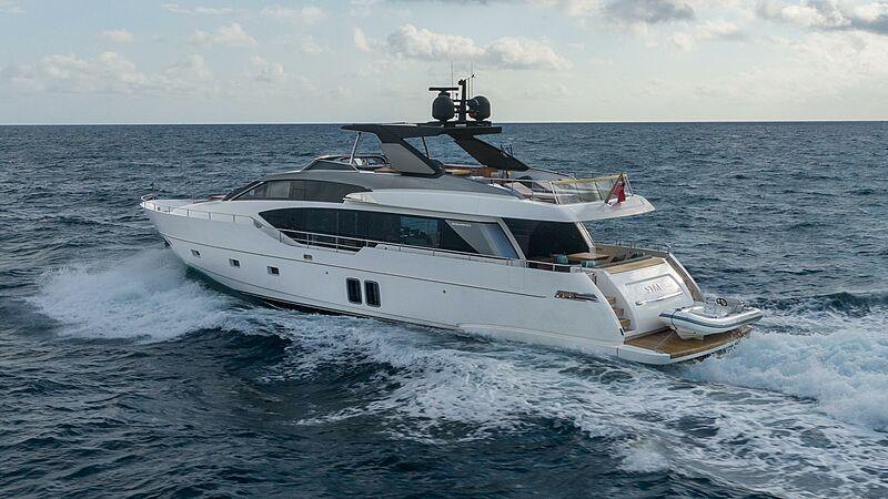 STAE yacht cruising