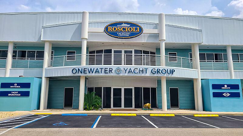 Roscioli shipyard in Florida