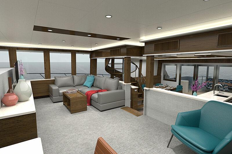 24 m Project Elysium  interior design