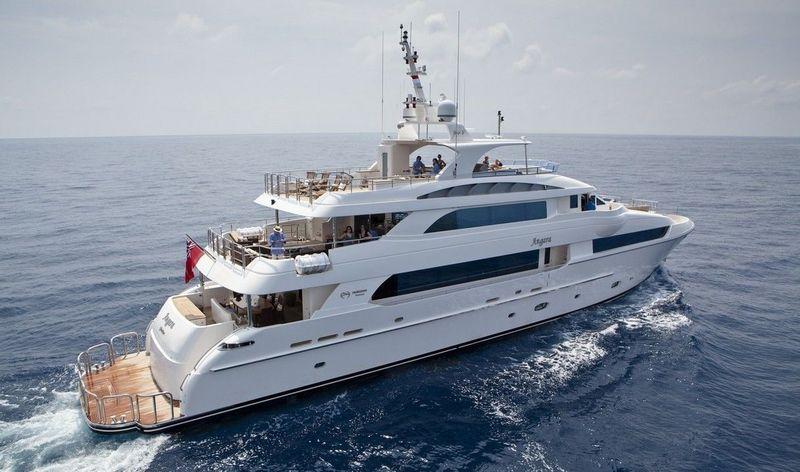 ASTRA V  yacht Horizon